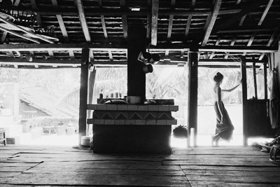 Black and White Photography Future - Thailand by Tatsuya Sato